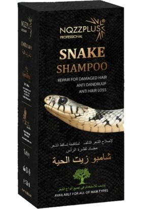 Nqzzplus Professional Yılan Yağı Şampuanı