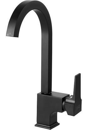 Newarc Aqua Eviye Bataryası Siyah