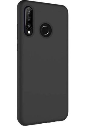 Wowie Xiaomi Mi 8 Lite Polyplus Siyah Silikon Kılıf