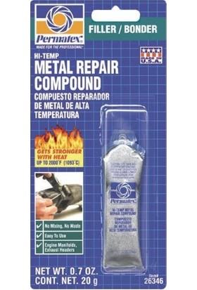 Permatex Egzoz Metal Repair Compund 20 gr