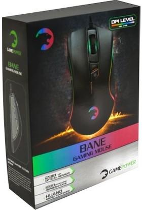 Gamepower Bane RGB Optik Oyuncu Mouse