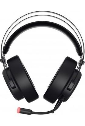Gamepower Warlord Siyah 7.1 RGB Oyuncu Mikrofonlu Kulaklık