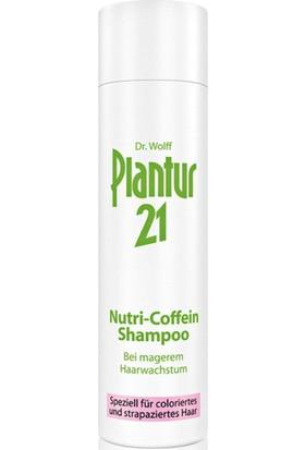 Plantur 21 Dökülmeye Karşı Nutri-Kafein Şampuan 250 ml