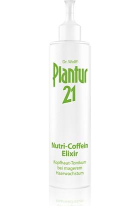 Plantur 21 Nutri-Kafein Iksiri Erken Saç Kaybetmeye Karşı Koruma 200ML