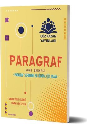 Çöz Kazan Yayınları Tyt Paragraf Yeni Nesil Soru Bankası