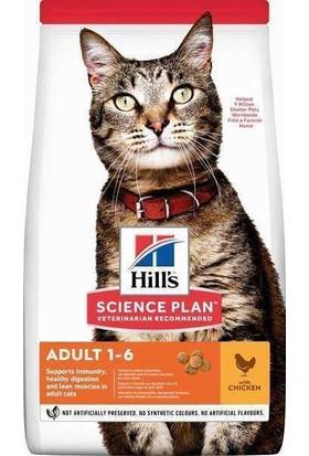 Hills Tavuk Etli Yetişkin Kedi Maması 3 kg