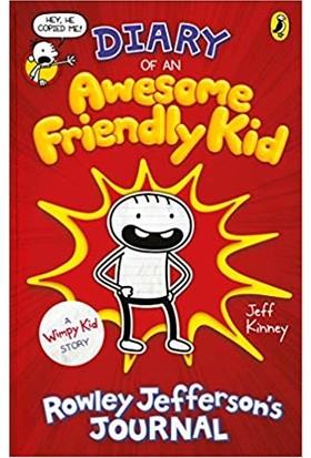 Diary Of An Awesome Kid: Rowley Jeffferson's Journal - Jeff Kinney