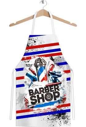 Barber Mood Barber Shop Boya Önlüğü Berber Önlüğü Kesim Önlüğü Kuaför Önlüğü Barber Cape