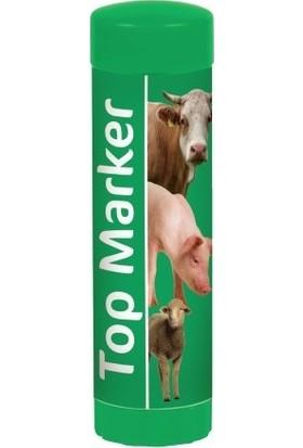 Topmarker Hayvan İşaretleme Kalemi Yeşil