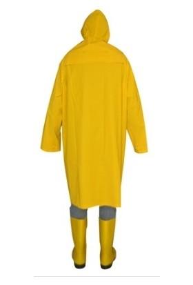 DDK İmperteks Pardesü Yağmurluk Sarı XL