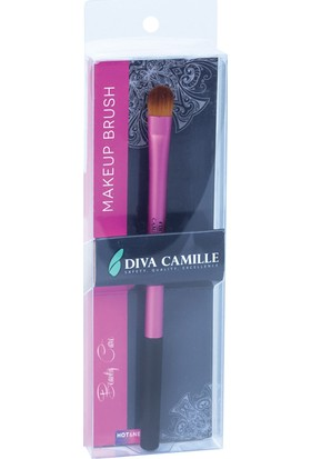 Diva Camille Diva Camilla Make-Up Metalıc Far Fırçası
