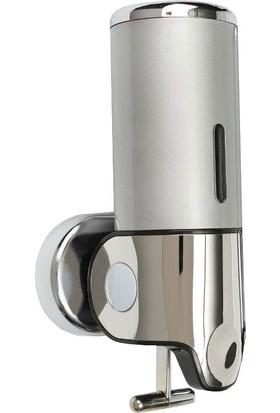 Arı Metal Sıvı Sabunluk Losyon Verici 500 ml Tekli Krom Arı Metal 2210