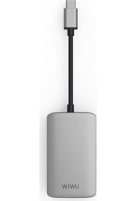 Wiwu Alpha A513H Type-C Hub Çoğaltıcı