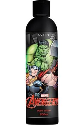 Avon Marvel Avengers 3lü Erkek Çocuk Bakım Seti