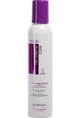 Fanola Anti-Sarı Köpük Saç Kremi 250ML