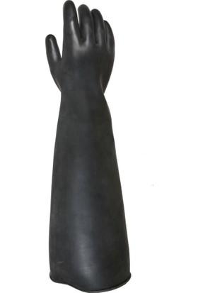 Juba 561160 Satin Sert Latex Uzun Eldiven 10 - XL