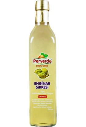 Perverde Doğal Enginar Sirkesi 500 ml