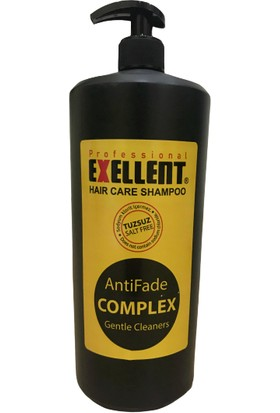 Exellent Antifade Complex Tuzsuz Şampuan 1000 ml