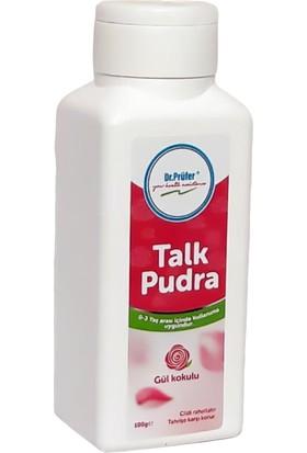 Dr. Prüfer Talk Pudra Gül Kokulu 100 gr