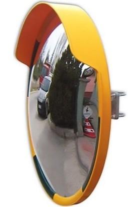 İlgi Trafik Otopark ve Trafik Güvenlik Aynası 80 cm Sarı