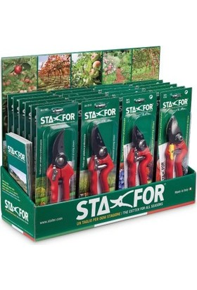 Stafor Art 855 Budama Makası (Bahçe Makası)