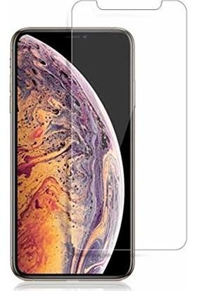 Engo Apple iPhone 11 Pro Max Ekran Koruyucu Nano Cam İnce Esnek 9H Temperli Campet Ekran Koruyucu