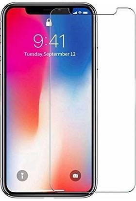 Engo Apple iPhone XS Ekran Koruyucu Nano Cam İnce Esnek 9H Temperli Campet Ekran Koruyucu