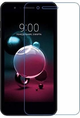 Engo LG K9 Ekran Koruyucu Nano Cam İnce Esnek 9H Temperli Campet Ekran Koruyucu