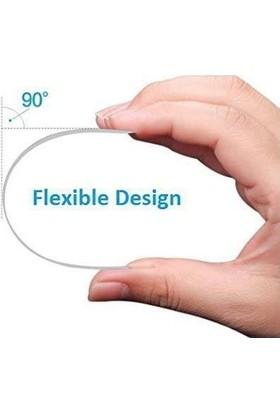 Engo LG Q6 Ekran Koruyucu Nano Cam İnce Esnek 9H Temperli Campet Ekran Koruyucu