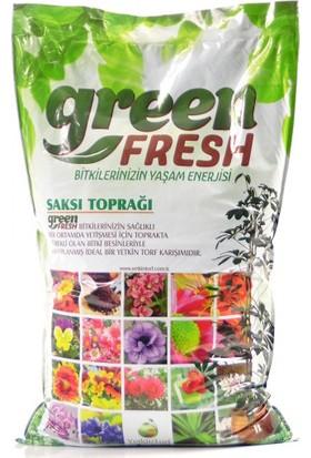 Green Fresh Torf 10 lt Perlit Torf Karışımı Çiçek Toprağı Tarım Perlitli Torf Toprak Karışım