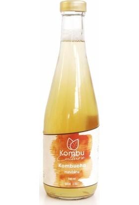 Kombucha Kombu-Culture Çay Mandalina