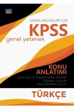 Lisans Mezunları İçin Kpss 2020 Genel Yetenek Türkçe Konu Anlatımı