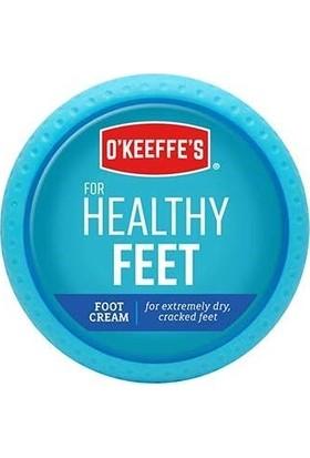 O'keeffe's Healthy Feet Çatlak Onaran Ayak Kremi 100 ml