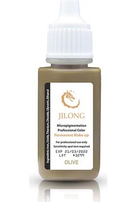 Jilong Kalıcı Makyaj Pigmenti Olive