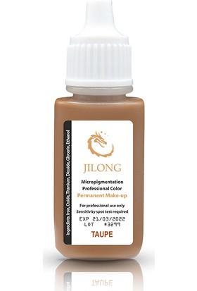 Jilong Kalıcı Makyaj Pigmenti Taupe