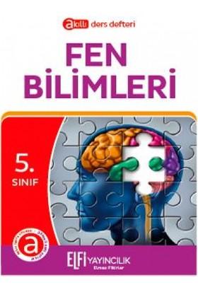 Elfi Yayıncılık 5. Sınıf Fen Bilimleri Akıllı Ders Defteri