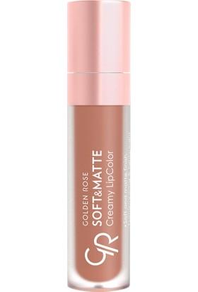 Golden Rose Soft Matte Creamy Lip Color-118