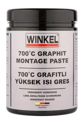 Winkel 700 Derece Grafitli Yüksek Isı Gresi