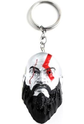 AlpCollection God Of War Kratos Metal Anahtarlık