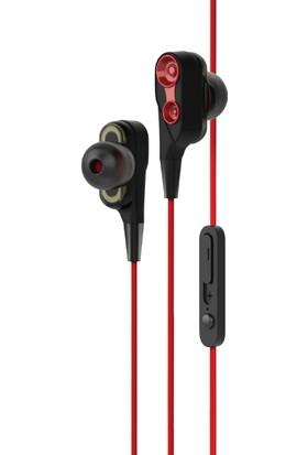 Hometech HGH-600 Kablolu HQ Kulaklık Kırmızı