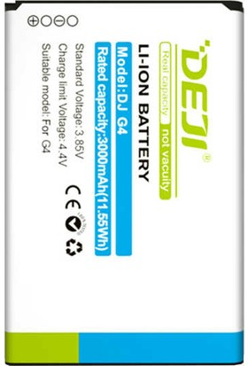 Deji Lg G4 Batarya