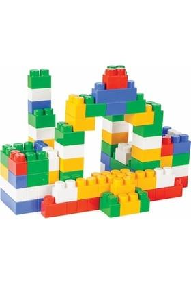 Pilsan Master Bloklar 134 Parça Büyük Set