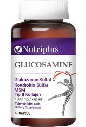 Nutriplus Glukozamın ve Kondroıtın ve Kollajen 60 KAPSUL-9700703