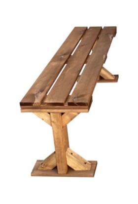 Bahçe Bank Sandalye Mutfak Bench Koltuk Mutfak 5140