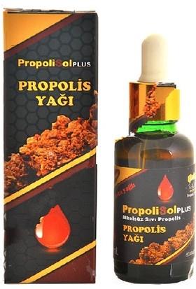 Salpin Propolisol Plus Sıvı Propolis Yağı Damlası 20 ml