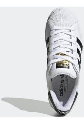 Adidas FU7712 SUPERSTAR J Kadın Günlük Ayakkabı