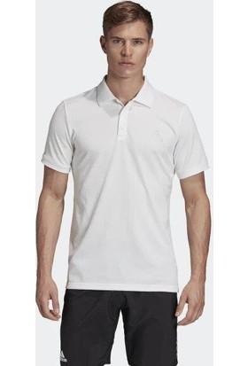 adidas FK0744 CLUB solid POLO Erkek Polo T-Shirt