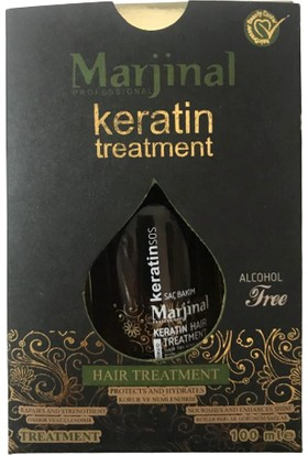 Marjinal Keratin Treatment Onarıcı Serum 100 ml