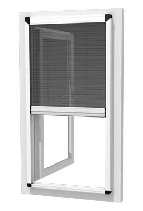 Alban Sineklik Pileli Plise Kapı Pencere Sinekliği 80 x 140 cm