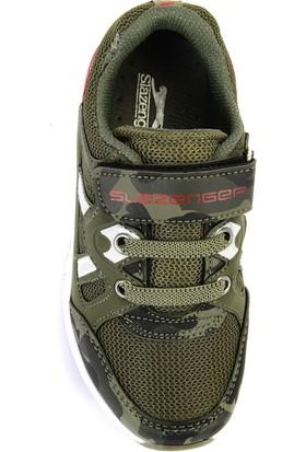 Slazenger ENJOY Spor Çocuk Ayakkabı Haki